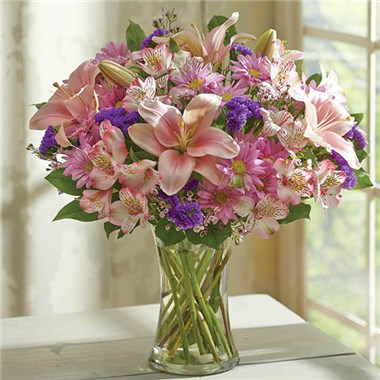1 800 Flowers Floral Treasures Bouquet Evergreen Florist