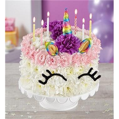 Remarkable 1 800 Flowers Birthday Wishes Flower Cake Unicorn Spokane Wa Funny Birthday Cards Online Chimdamsfinfo